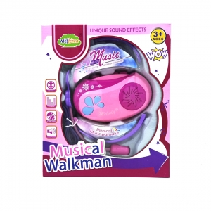 "Микрофон ""Musical walker"""