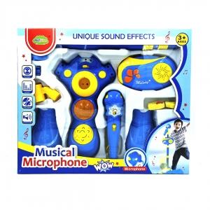 """Микрофон """"Musical microphone"""""""