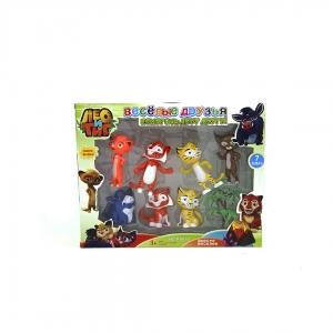 Набор игрушек Лео и Тиг